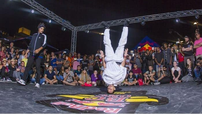 JBR - Red Bull Dance Battle