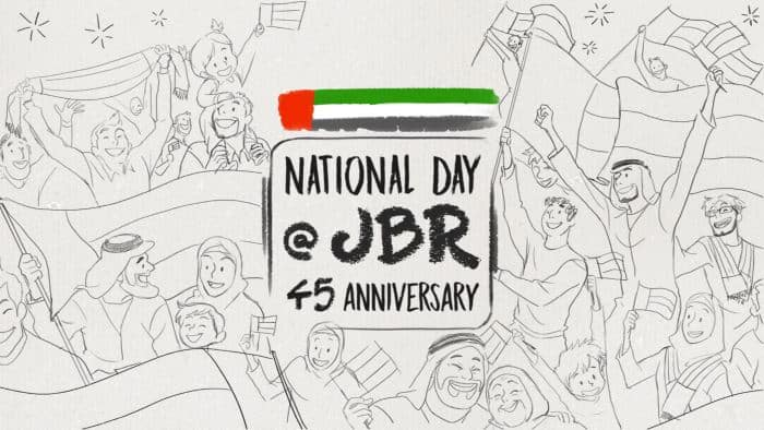 JBR - National Day 2016