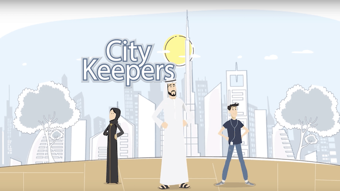 TEO - Dubai Keepers